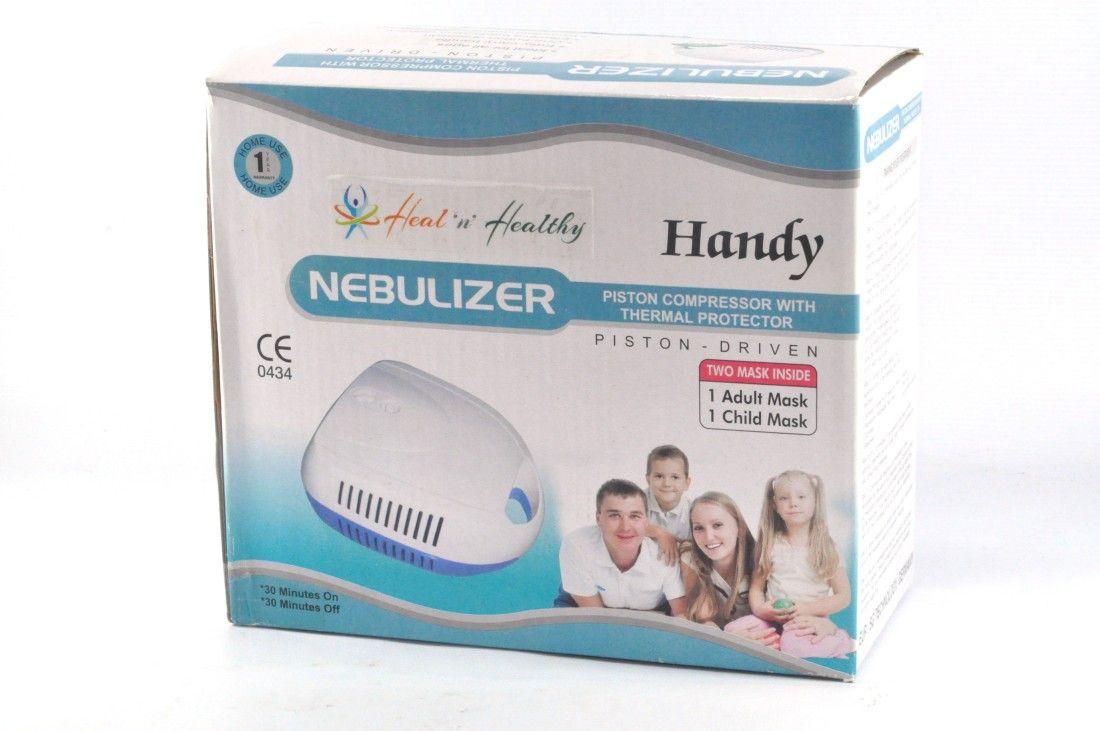 HealnHealthy NB Nebulizer