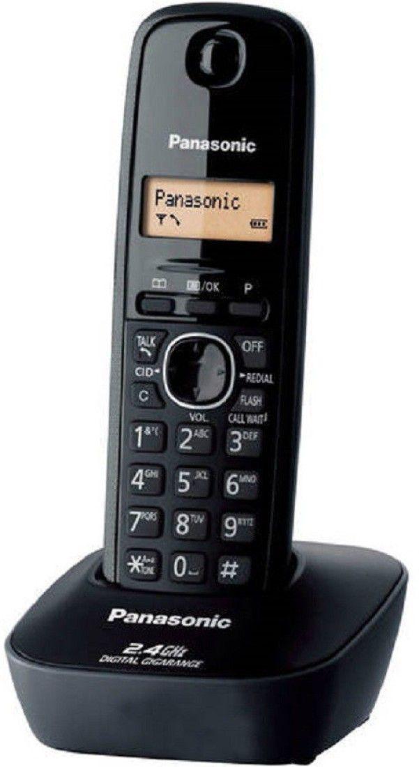 Panasonic KXTG-3411 Cordless Landline Phone