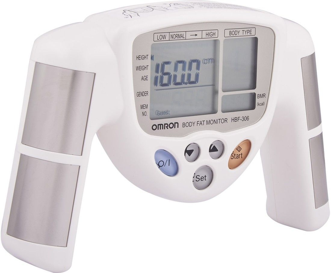 Omron HBF 306 Body Fat Monitor