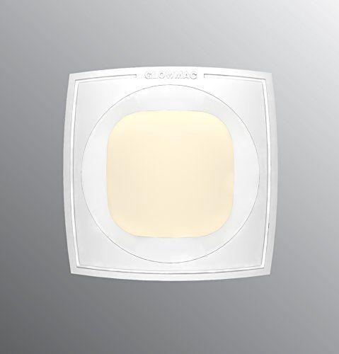 Glowmac 23 Watt Capeo Square Down LED Light (Pack of 2, Warm White) |  25-July-2019