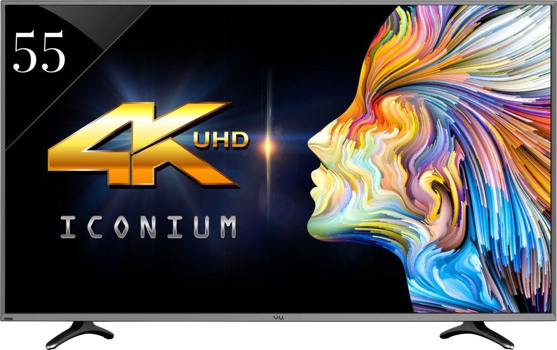 Vu LTDN55XT780XWAU3D 55 Inch Ultra HD 4K Smart LED TV | 22-July-2019