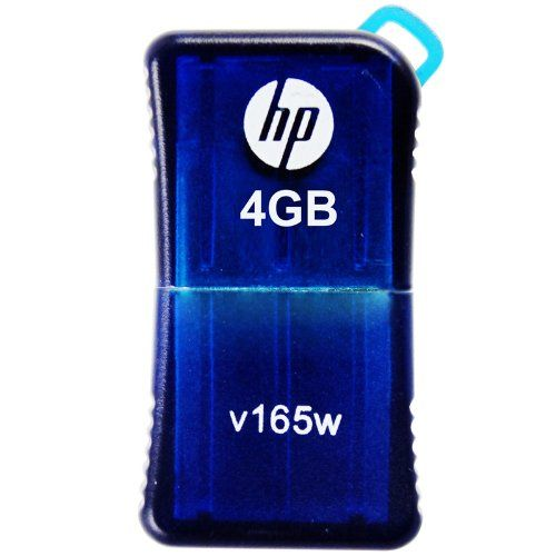 HP V 165 W 4GB Pen Drive