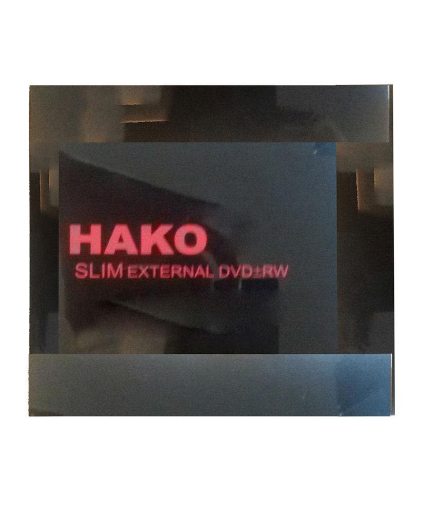 Hako DV17a Slim External Dvd Writer