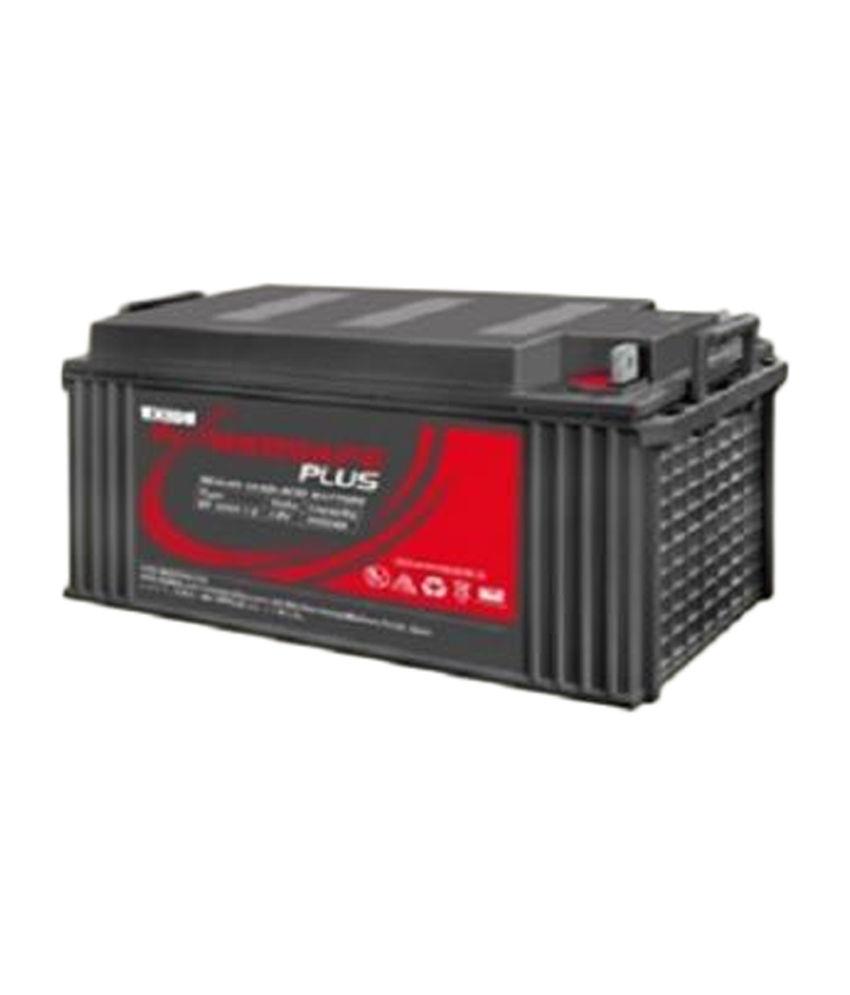 Exide EP 100-12 SMF 12V 100 Ah Battery