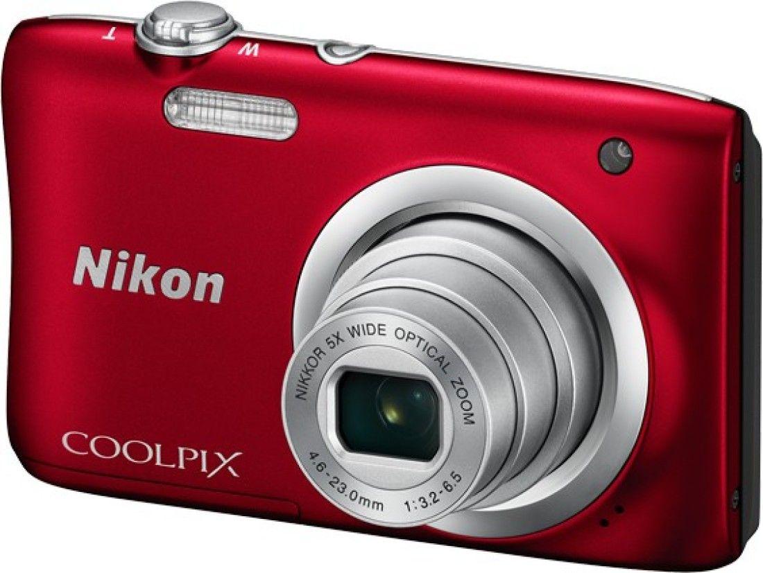 Nikon Coolpix A100 Digital Camera