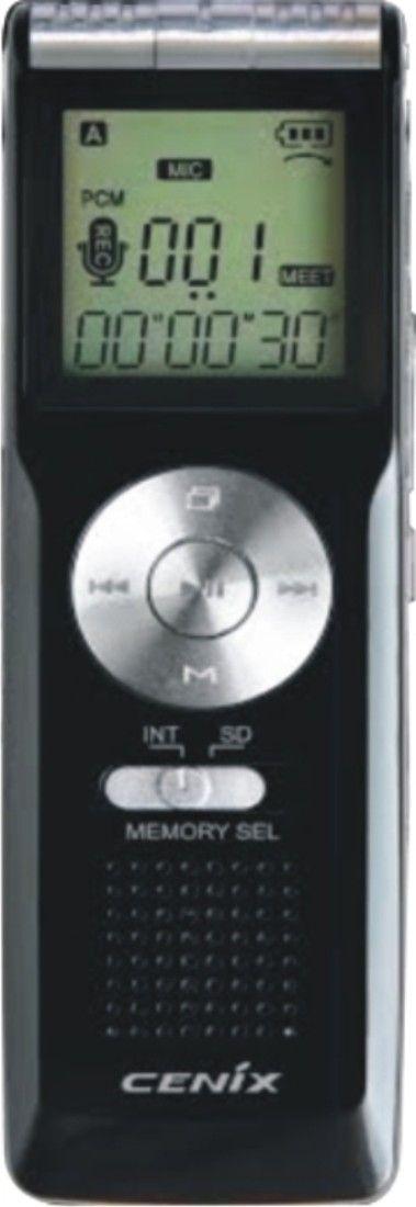 Cenix VR-S905 4GB Voice Recorder