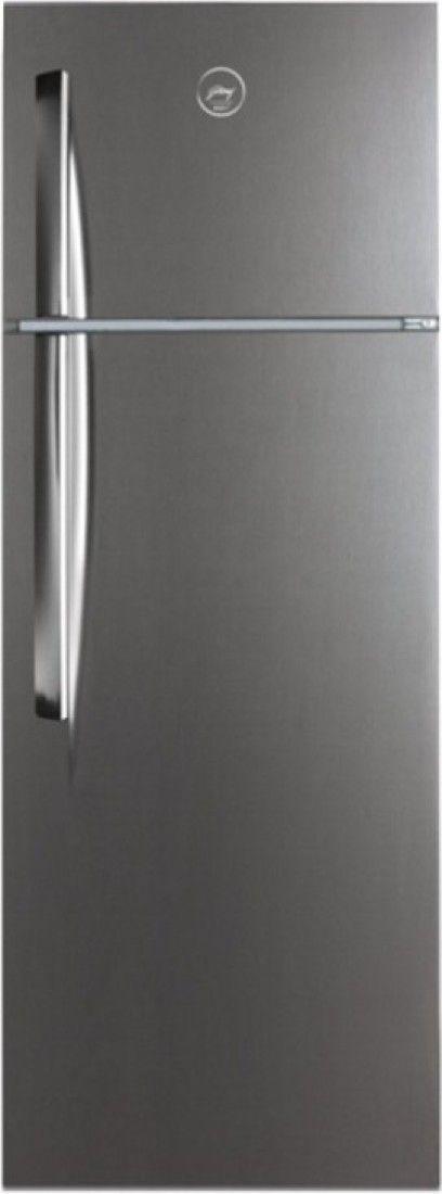 Godrej RT EON 241 PD 3.4 3S 241 Litres Double Door Refrigerator (Silver Atom)