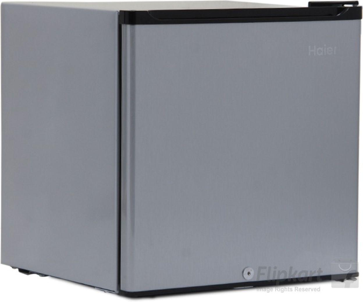 Haier HR-62HP/HR-62VS 62 L 3 Star Single Door Mini Refrigerator