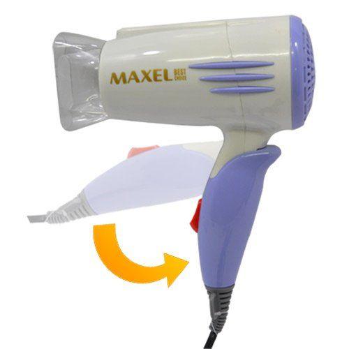 Maxel 1400W Foldable Hair Dryer