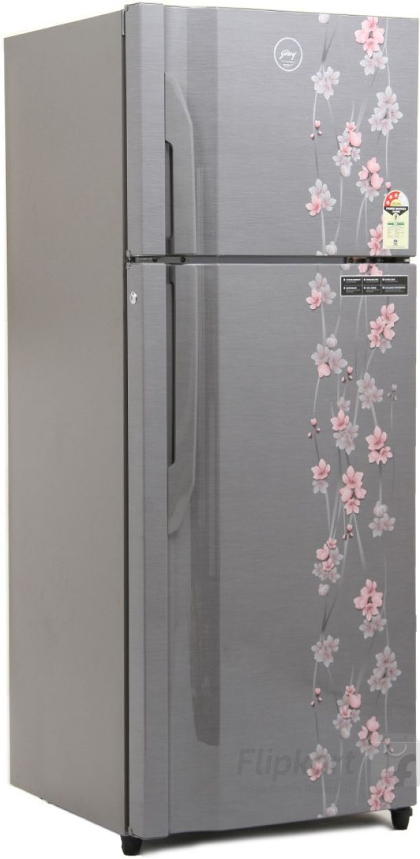 Godrej RT EON 311 P 3.4 3S (Silver Meadow) 311 Litres Double Door Refrigerator