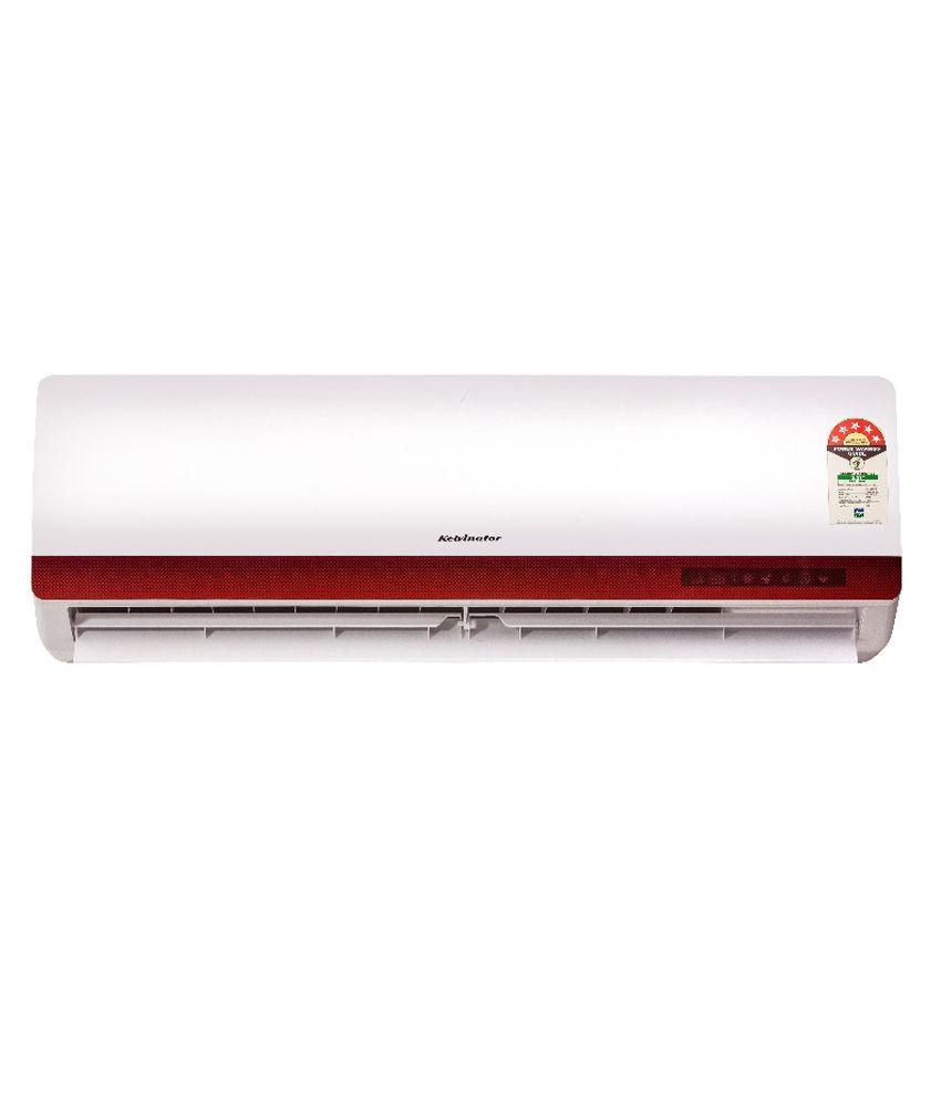 Kelvinator LSJ55.WS1-QDL 1.5 Ton 5 Star Split Air Conditioner
