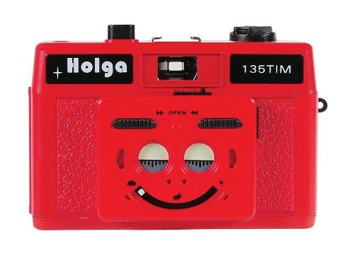 HOLGA 135TIM 35mm  Twin Image Film Camera
