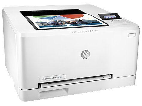 HP Color LaserJet Pro M252n (B4A21A) Printer