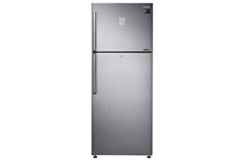 Samsung RT47K6358SL 465 L 3 Star Inverter Frost Free Double Door Refrigerator
