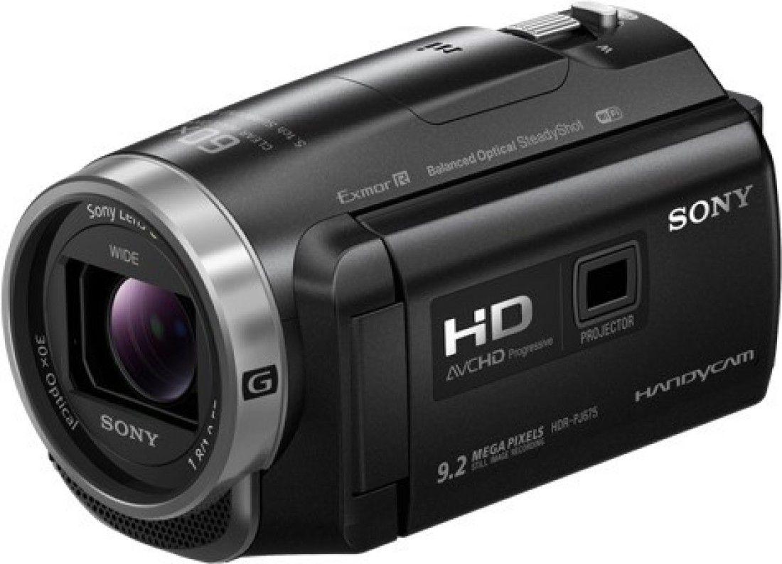 Sony HDR-PJ675 HD Camcorder