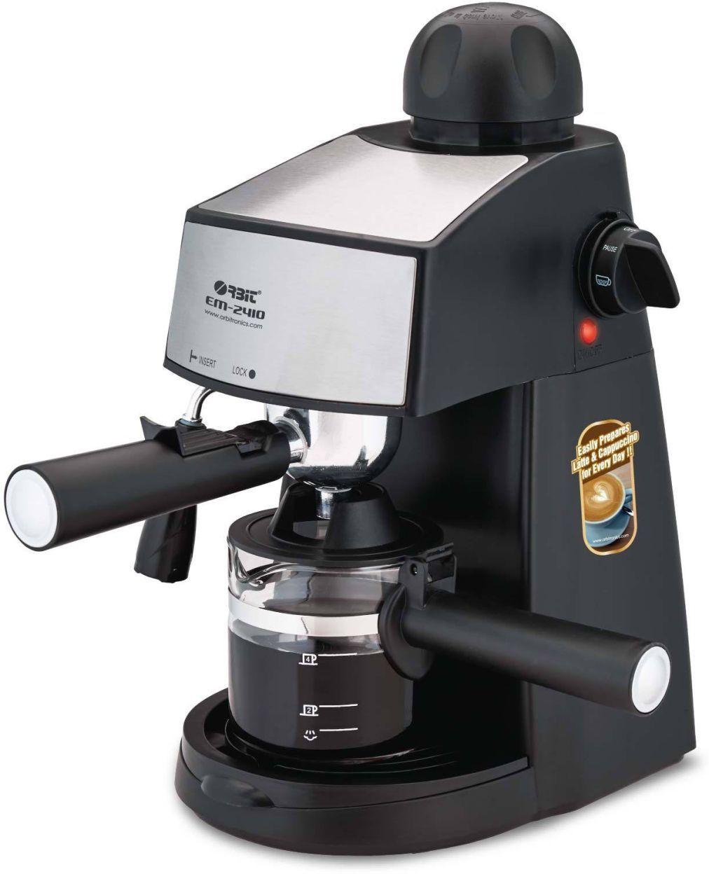 Orbit EM-2410 4 Cups Coffee Maker