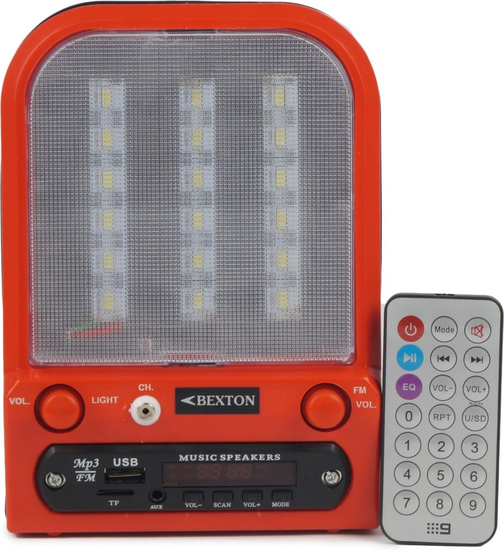 Bexton Magic LED FM Radio
