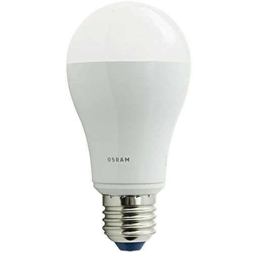 Osram E27 14W Classic-A LED Bulb (Frosted Yellow)