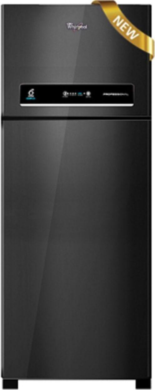 Whirlpool PRO 425 ELT 405 Litres Double Door Refrigerator (Mirror Black)
