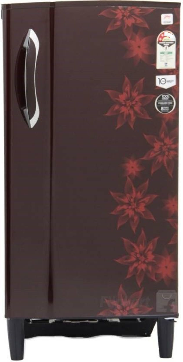 Godrej RD EDGE 185 E3H 4.2 185 L Single Door Refrigerator