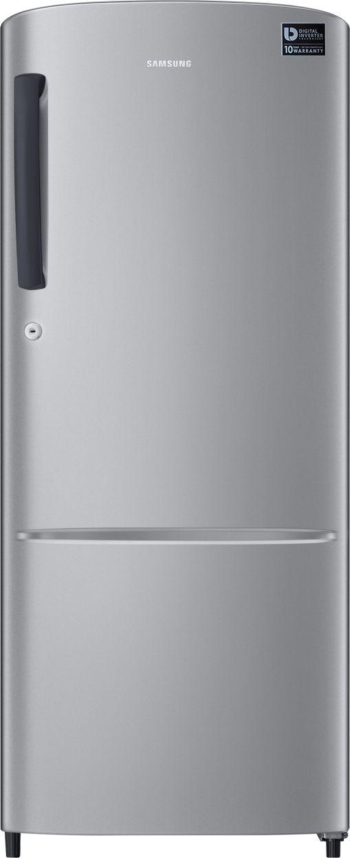 Samsung RR22K242ZSE 212 L 5 Star Inverter Direct Cool Single Door Refrigerator
