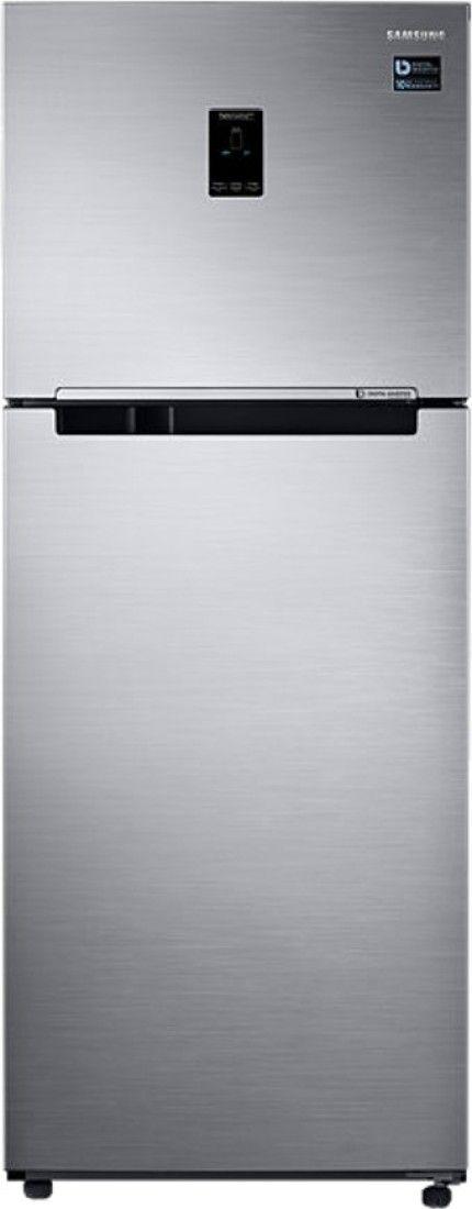 Samsung RT39K5518S8 394 L 3 Star Inverter Frost Free Double Door Refrigerator