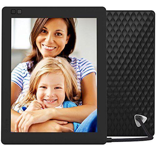 Nixplay Seed W10A 10-inch WiFi Digital Photo Frame
