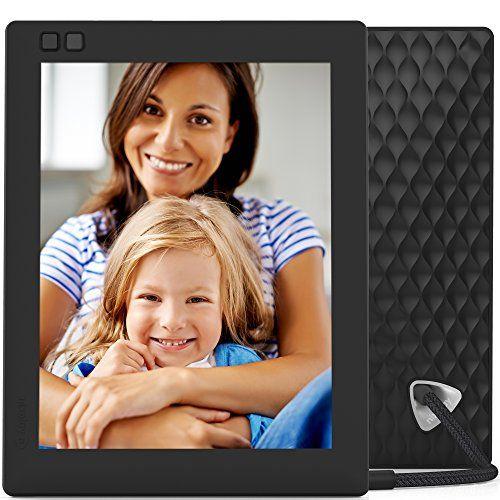 Nixplay Seed W08D 8-inch WiFi Digital Photo Frame