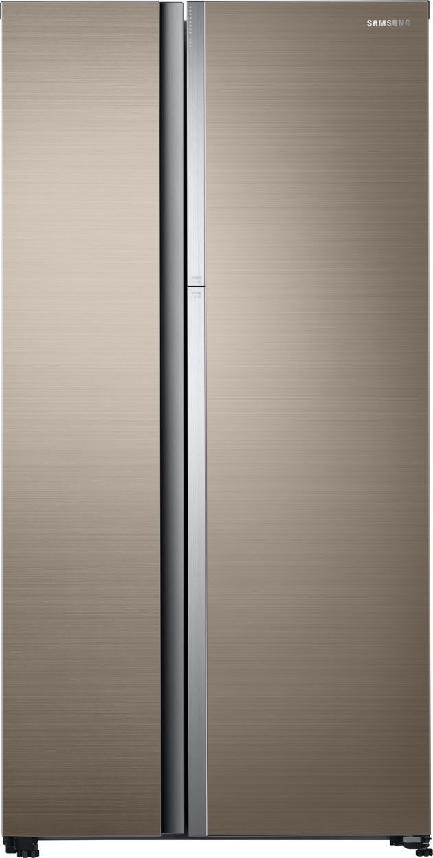Samsung RH62K60177P/TL 674 L 3 Star Inverter Frost Free Side By Side Door Refrigerator