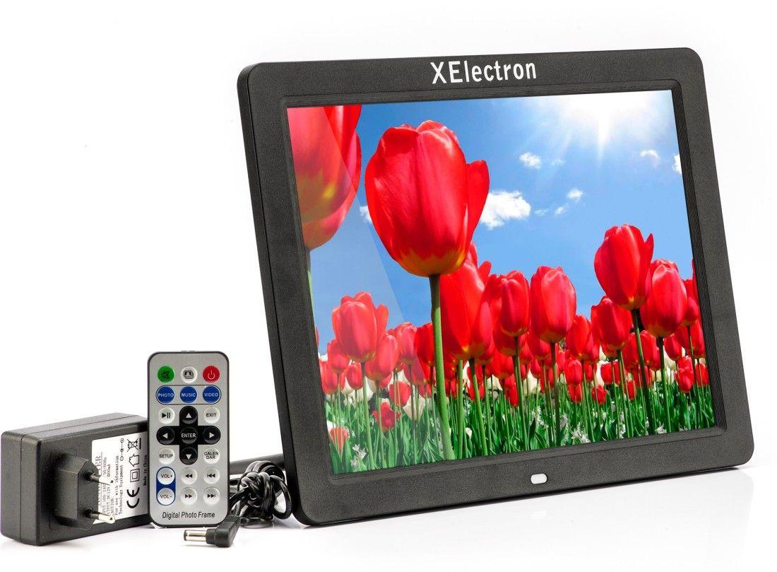 XElectron 1200XE 12 inch Digital Photo Frame