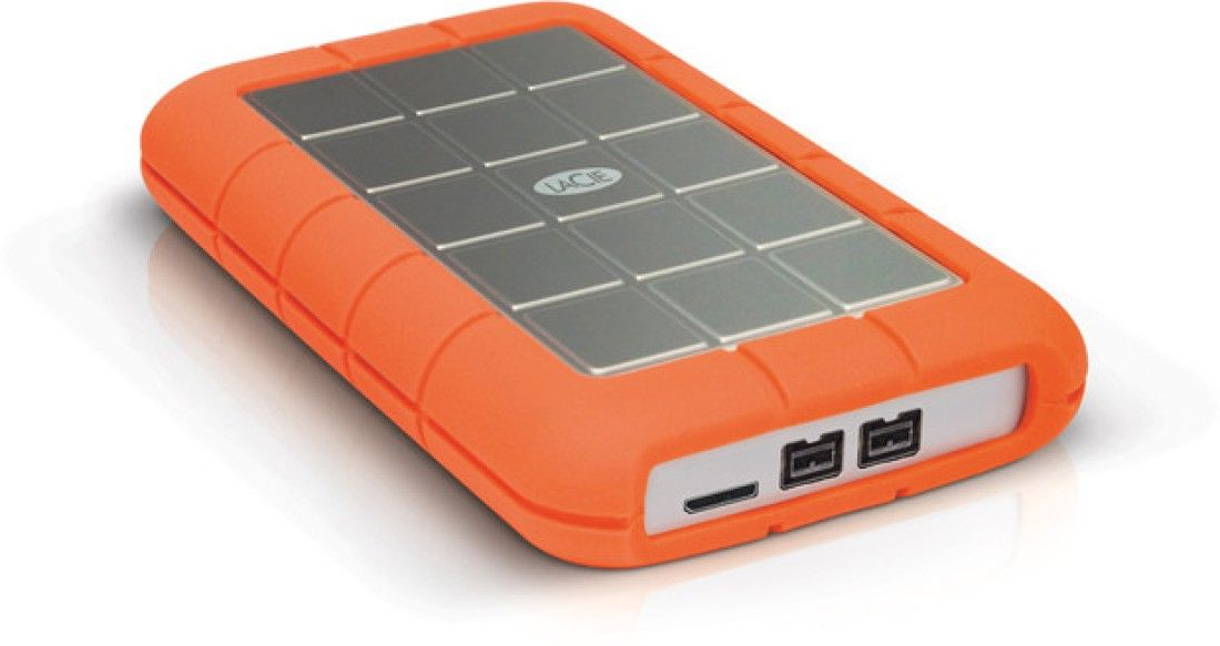 LaCie Rugged Triple USB 3.0 (LAC9000448) 2TB External Hard Drive