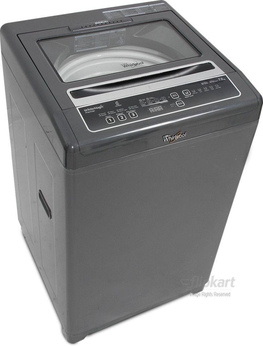 Whirlpool 7Kg Fully Automatic Top Load Washing Machine (WM123 NXT 702SD)