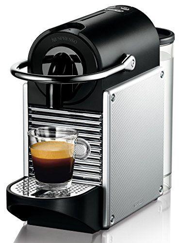 Nespresso DeLonghi Pixie Coffee Machine