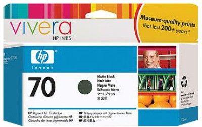 HP 70 Matte Black Ink Cartridge