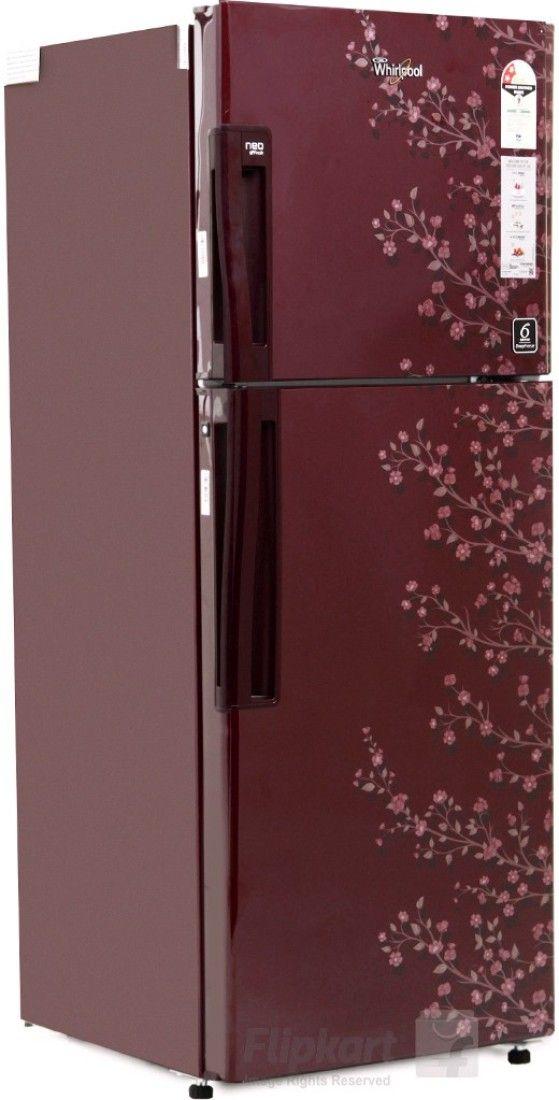 Whirlpool NEO FR258 CLS/ROY PLUS 2S (Gloria) 245 L Double Door Refrigerator