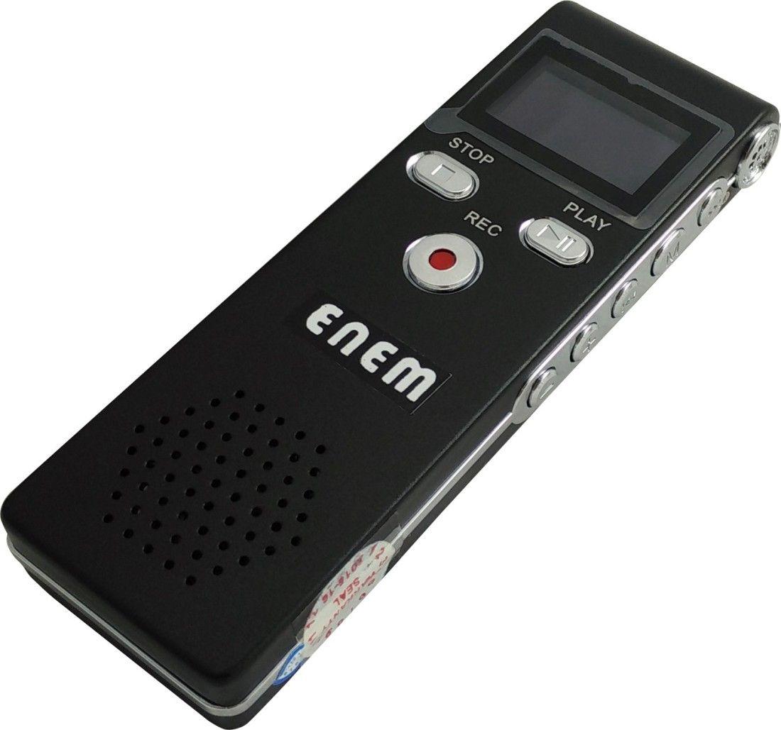 Enem Dictaphone 8GB Voice Recorder