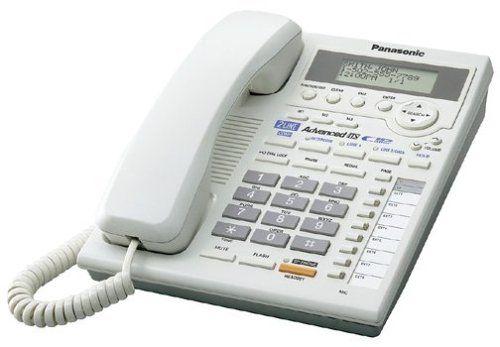 Panasonic KX-TS3282W Corded Landline Phone