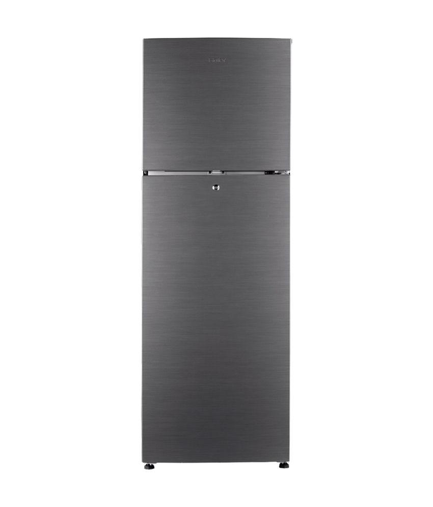 Haier HRF-2674BS-R 247 L 3S Double Door Refrigerator
