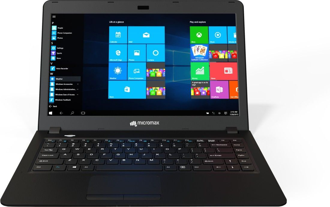 Micromax Ignite LPQ61 Notebook