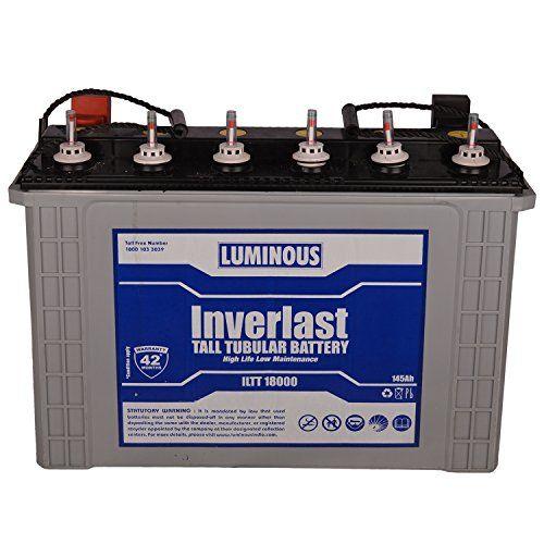 Luminous ILTT 18000 Inverlast Tall Tubular Battery