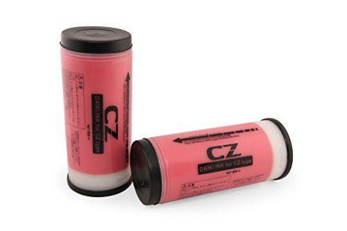 DAIKI CZ Red Ink Cartridges