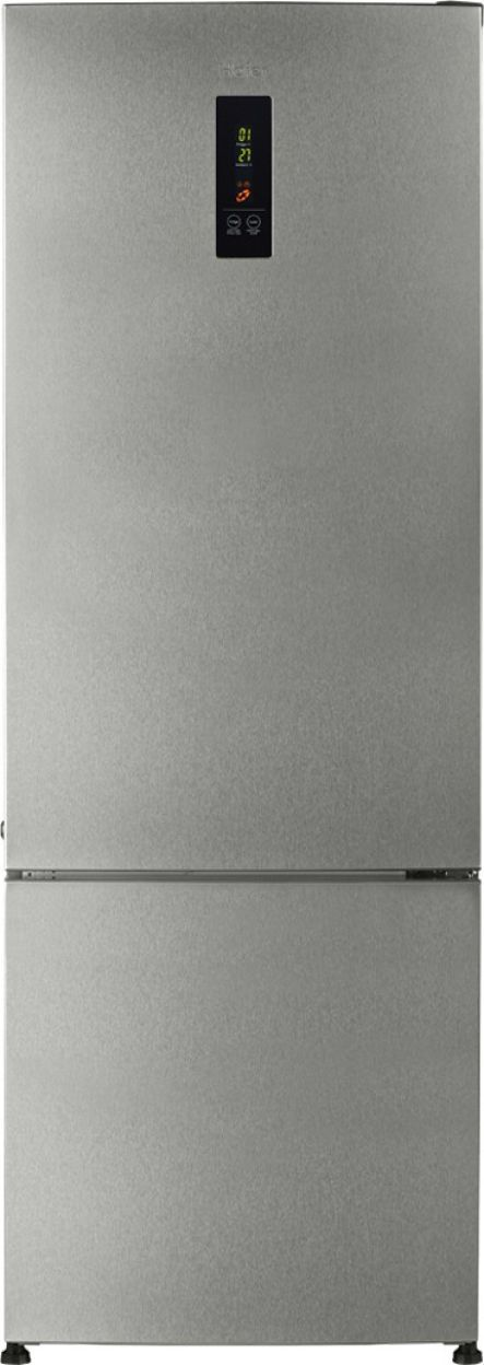 Haier HRB-3654PSS-R 345 L 3 Star Inverter Frost Free Refrigerator