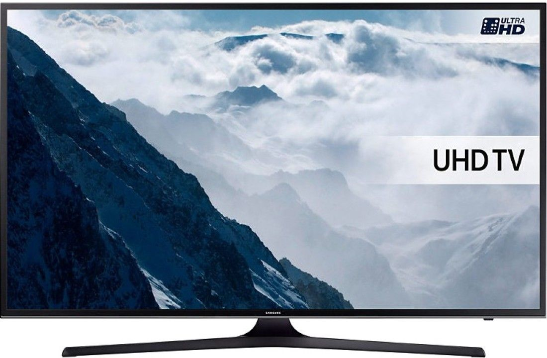 Samsung 43KU6000 43 Inch Ultra HD 4K Smart LED TV