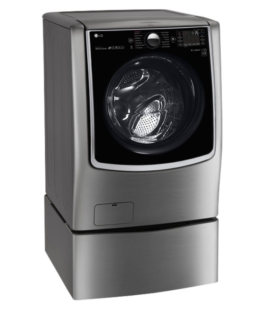 LG 21 Kg Fully Automatic Washing Machine (FH0C8CDSK73)