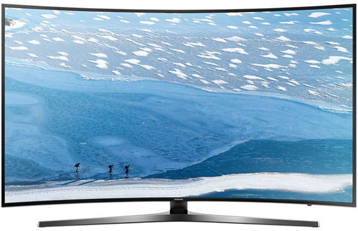 Samsung 55KU6570 55 Inch Ultra HD 4K Smart LED TV