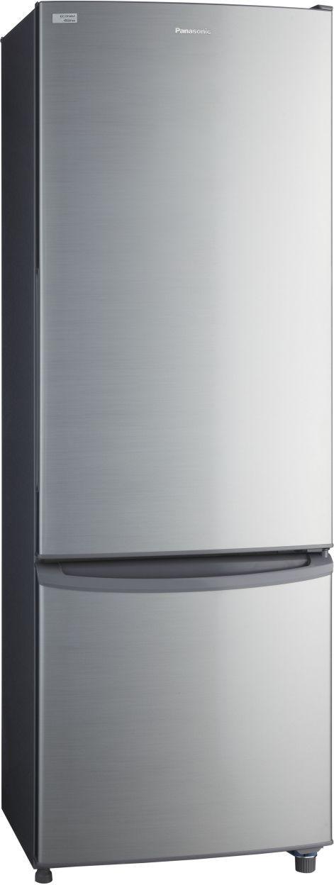 Panasonic NR-BR307XSX1/VSX1 296 L 2 Star Inverter Frost Free Double Door Refrigerator