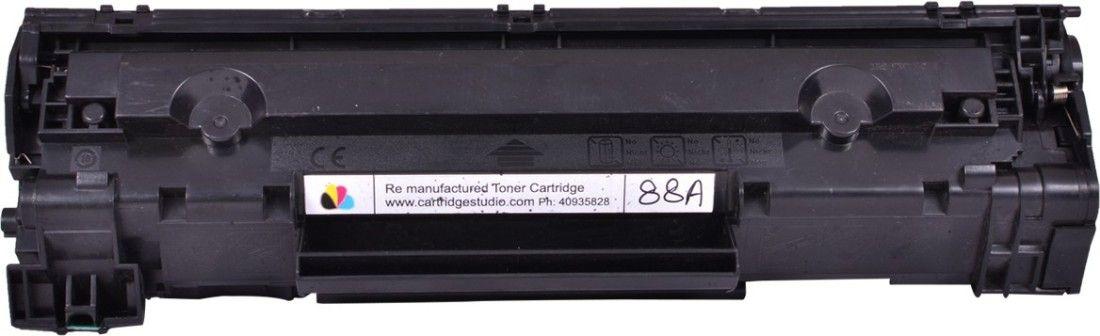 Cartridge Studio 88A (CC388A) Black Ink Cartridges