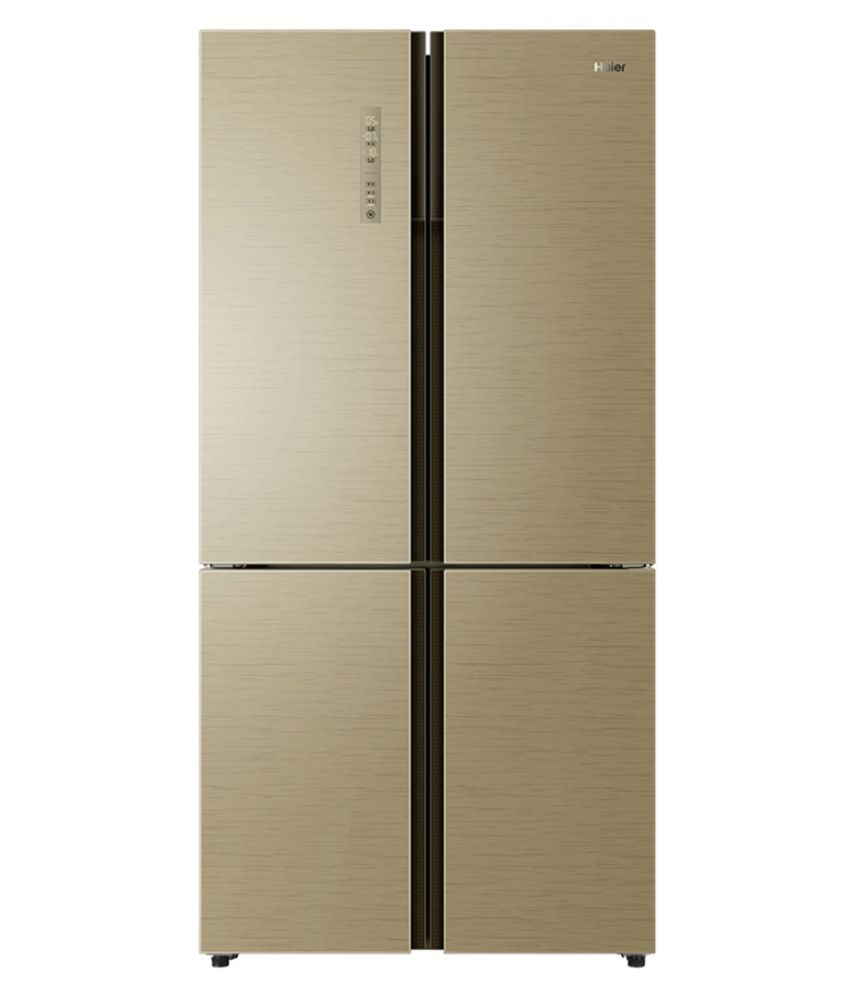 Haier HRB-738GG 712L Side by Side Door Refrigerator