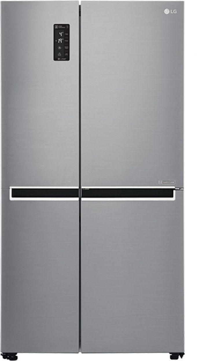 LG GC-B247SLUV 687 L Inverter Side by Side Refrigerator