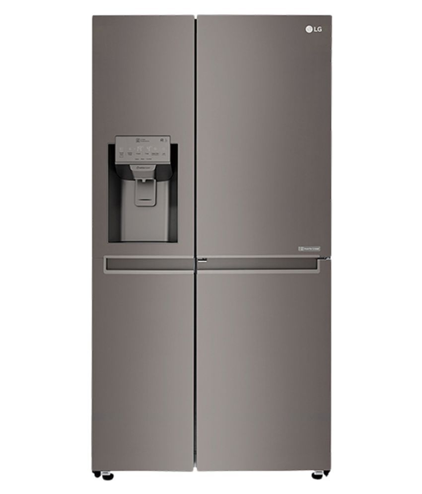 LG GC-J247CKAV 668 L Inverter French Door Refrigerator